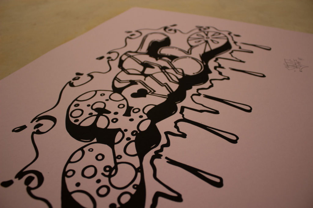 Part One Screen Prints
